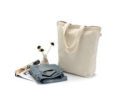 Canvas Blank Bag Reusable DIY Shoulder Tote Bag Shopping Shopper