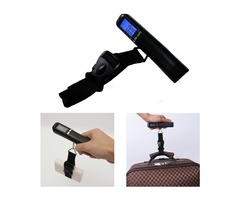 40kg 10g Portable Digital Electronic Luggage Scale for Travel Business Trip