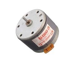EG-530AD-2B 12VDC(2400)CCW DVD Recorder Motor Counterclockwise Rotation
