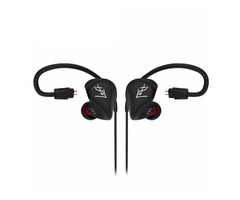 KZ ZS3 Hifi 3.5mm In-ear Earphone Noise Reduction Headset Dual Pin Cable Sports Headphone