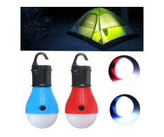 Outdoor Portable Hanging LED Camping Tent Light Bulb Fishing Hiking Lantern Night Lamp
