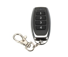 4 Button 433MHz Garage Gate Key Remote Control For 62730 62733 70241 BD2 BD4 B&D