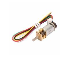 N20 Encoder Motor DC6V 180RPM Reducer Gear Motor DC Gear Motor