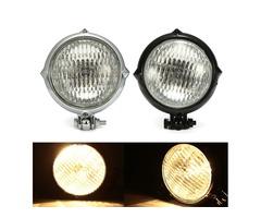 4inch H4 Motorcycle Headlight Lamp For Harley Bobber Chopper