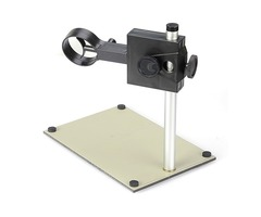 Portable Adjustable Manual Focus Digital USB Microscope Holder Stand Support Adjusted Up and Down