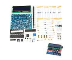 DIY Multifunctional LCD1602 SecOhmmeter Capacitance Inductance Frequency Tester Meter Kit