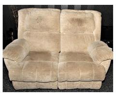 La-z-Boy Two Seatter Recliner Sofa