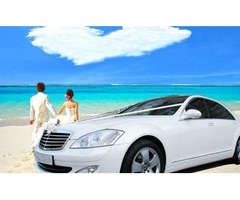 Hire a Mercedes for Weddings