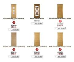 Exterior Wooden Doors