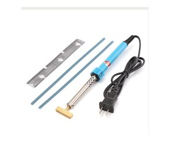 LCD Display Pixel Repair Ribbon Cable & T-Iron Soldering Welding Tool For BMW