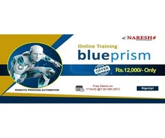 Blue Prism Online Training - NareshIT
