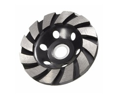 100mm Diamond Grinding Cup Wheel Disc for Concrete Granite
