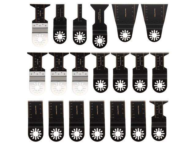 20pcs Saw Blades Oscillating Multitool For Fein Multimaster Bosch