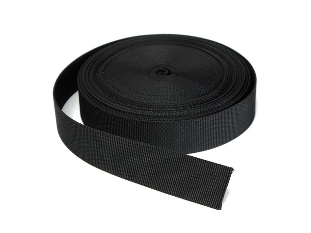 2.5CMx10M Nylon Webbing DIY Backpack Craft Strapping Tape | FreeAds.info