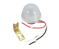 220V 10A Waterproof Automatic Light Sensor Controller For Street Lights