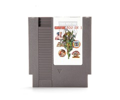 500 in 1 Super Game 72 Pin 8 Bit Game Card Cartridge for NES Nintendo