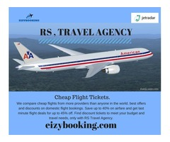 Cheap Flight Tickets.