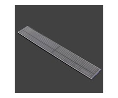 Sewing Patchwork Ruler Quilting Foot Aligned Grid Cutting Edge for Tailor Craft