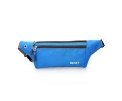 Running Waist Bags Outdooors Sports Zipper Gym Bags Hiking Belt Phone Bags Anti Theft Coin Bags