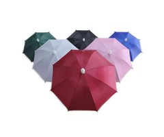 Business Long Umbrella Unique Waterproof Cover Design Windproof Outdoor Rain Gear