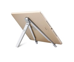 Foldable Adjustable Metal Desktop Stand Holder Portable Lazy Holder For iPad 7-10 Inch Tablets PC