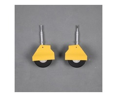 Eleven Hobby T-28 Trojan Yellow 1100mm RC Airplane Spare Part Main Landing Gear Set