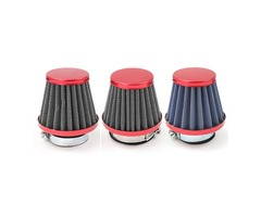35mm/38mm/42mm Air Filter POD Cleaner Uiversal For ATV Pit Dirt Bike Quad Motorcycle