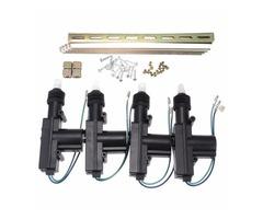 4X Universal Car Truck Auto Heavy Duty Power Door Lock Actuator Motor 2 Wires
