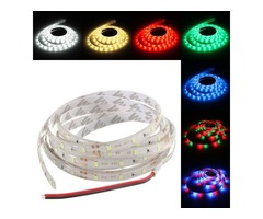 2M DC12V 9.6W 120 SMD 3528 Waterproof Red/Blue/Green/White/Warm White/RGB Flexible LED Strip Light