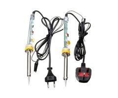 Soldering Iron Kit Gun Variable Temperature Solder Iron + Solder Lead Wire