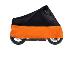 Motorcycle Rain Cover Waterproof Protective XXL Outdoor ATV Bike Scooter