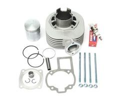 Cylinder Piston Kit Gasket Rings Top End Set For SUZUKI LT 80 LT80 1987-2006