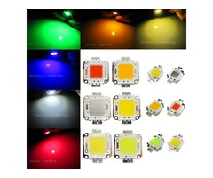 100W DC32-36V High Power LED Chip Light Lamp Blue/Green/Red/Amber Home Car For DIY