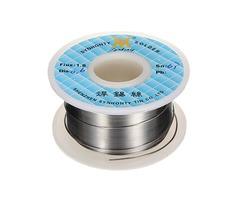 50g 0.6mm 63/37 Rosin Core Flux 1.8% Tin Lead Roll Soldering Solder Wire