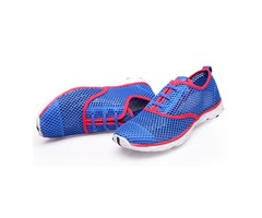 Unisex Sport Outdoor Water Shoes Breathable Comfortable Casual Mesh Hollow Out Shoes