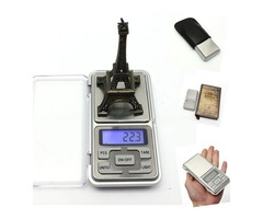 Mini LCD Portable Pocket Digital Jewelry Scale Electronic Gram