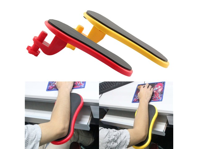 Computer Hand Bracket Mouse Pad Mouse Pallets Wrist Support | FreeAds.info