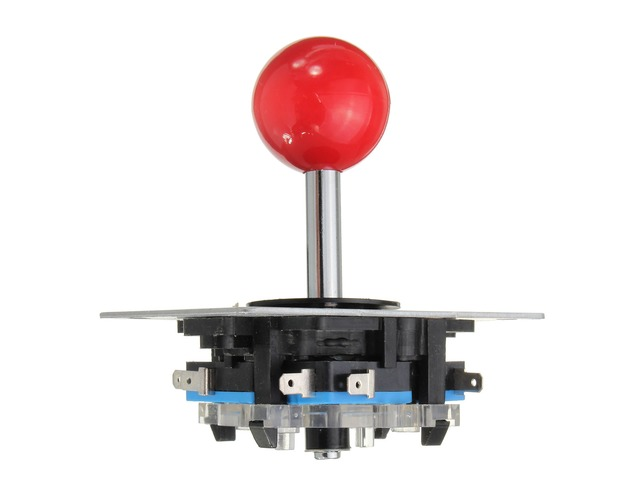 1Pc DIY Arcade 8 Way Joystick Replacement Parts for Fighting Game Competition | FreeAds.info