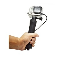 3300mAh Handheld Monopod Selfie Stick Power Bank for Gopro Hero 2 3 4 Xiaomi Yi SJ4000 SJ5000 SJcam