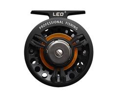Metal Fly Fishing Reel Interchangeable Front-end Fishing Raft Wheel