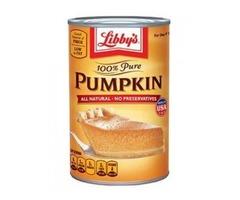 Libby's 100% Pure Pumpkin 425g