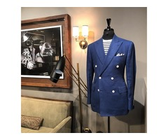 Bespoke Tailors Near Me By Manolo Costa
