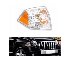 Right Side Marker Parking Turn Signal Corner Light For Jeep Compass 07-10
