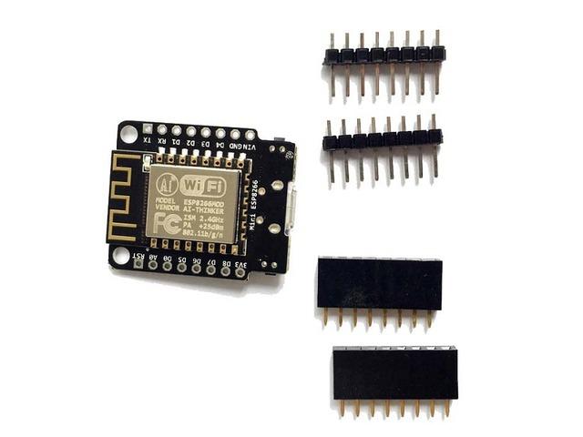 Geekcreit® Mini NodeMCU ESP8266 WIFI Development Board Based On ESP-12F | FreeAds.info