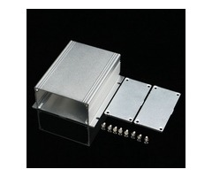 Aluminum Electronic Power Enclosure PCB Instrument Box Case For DIY Project