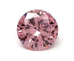14mm Pink Sapphire Drop Precious Cabochon DIY Making Crystal