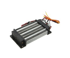 750W 110V Insulated PTC Air Heating Element Electric Heater Fever Tablets