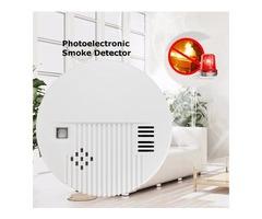 GB-2099 Carbon Monoxide Tester Poisoning Smoke Gas Alarm Warning Detector Sensor