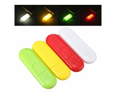 Mini USB Portable 3 LED Night Light Lamp For Laptop PC Desk Power Bank Camping