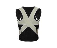 Back Lumbar Support Posture Corrector Shoulder Brace Belt Correction